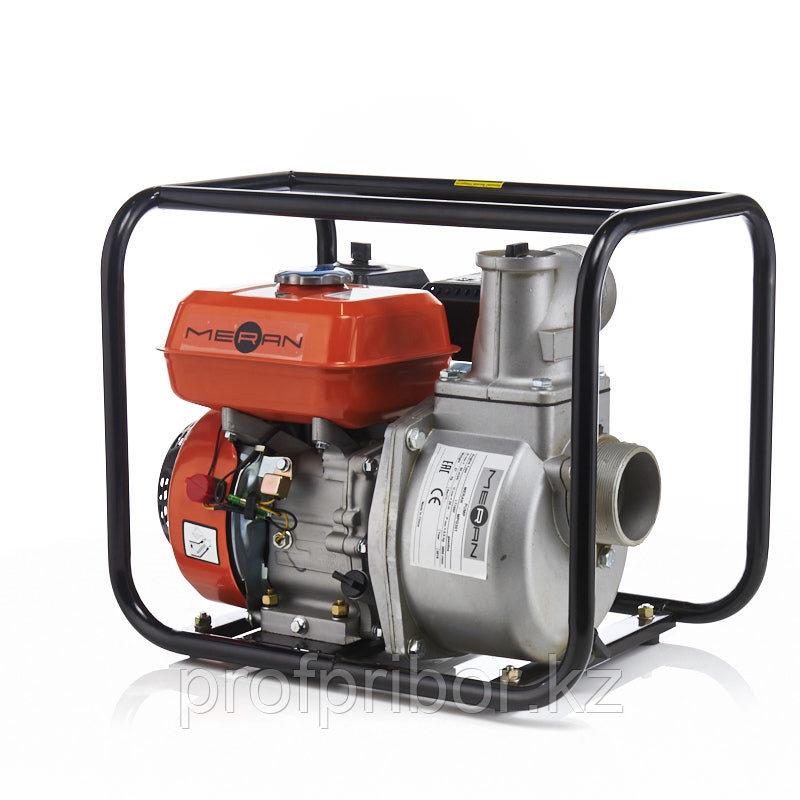 Дизельная мотопомпа для загрязненных вод Meran MPD301