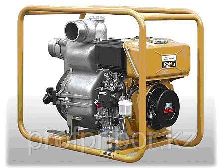 Дизельная мотопомпа для сильно-загрязненных вод SUBARU PTD306T