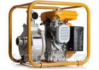 Бензиновая мотопомпа для слабозагрязненных вод PTG208H (высоконапорная)