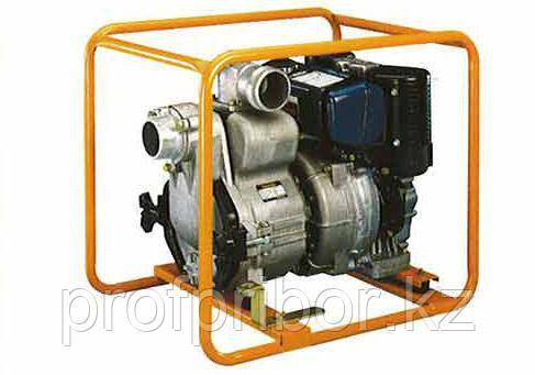Дизельная мотопомпа для сильно-загрязненных вод SUBARU PTD405T