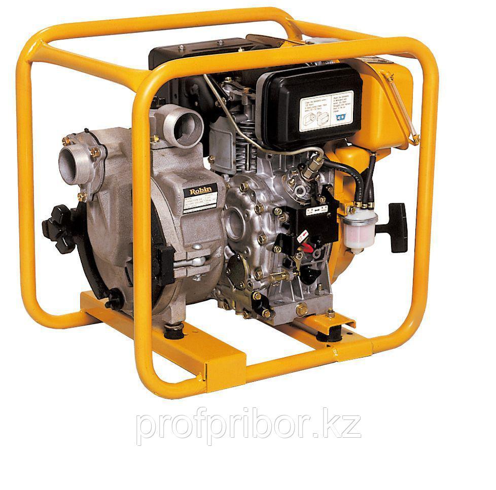 Дизельная мотопомпа для сильно-загрязненных вод SUBARU PTD206T