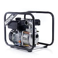 Бензиновая мотопомпа для средне-загрязненных вод Koshin STV-50X