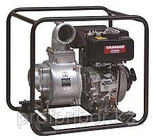 Дизельная мотопомпа для средне-загрязненных вод DaiShin SST-100YD
