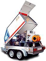 Автономный моечный аппарат высокого давления на прицепе - OERTZEN POWERTRAILER-500, фото 1