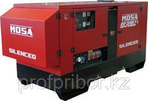 Агрегат сварочный,универсальный,дизельный - MOSA TS 2x400 PSX-BC