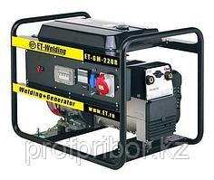 Агрегат сварочный, универсальный, бензиновый - GENMAC ET GM 200R