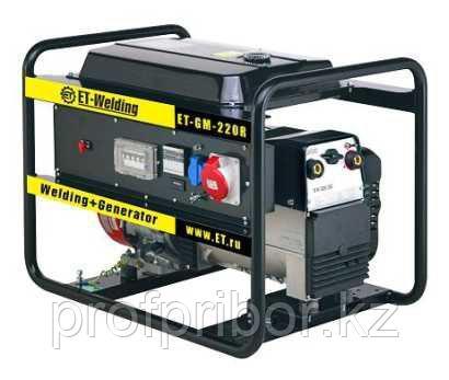 Агрегат сварочный, универсальный, бензиновый - GENMAC ET GM 220R
