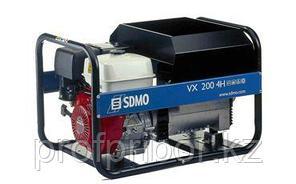 Агрегат сварочный, универсальный, бензиновый - SDMO VX 200/4 H-S