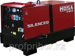 Агрегат сварочный,универсальный,дизельный - MOSA TS 415 VS-BC