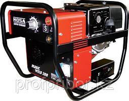 Агрегат сварочный,бензиновый - MOSA CHOPPER 200 AC