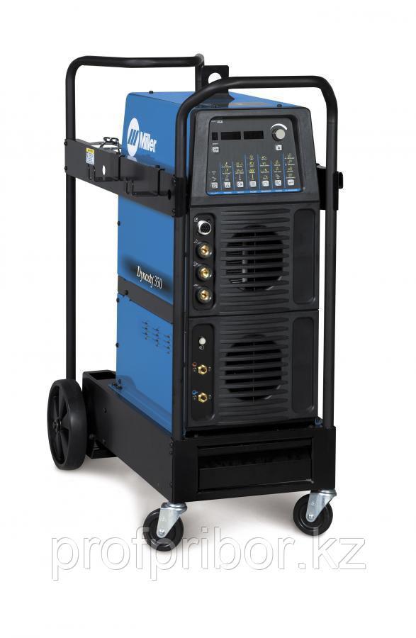 Аппарат для аргонодуговой сварки всех металлов Miller Dynasty 350 TIG Runner