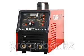 Инвертор для аргонодуговой сварки всех металлов Lincoln Electric Powercraft TIG 200 AC/DC