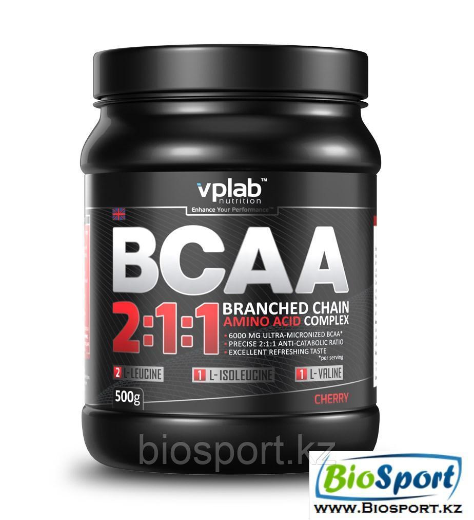 VP Labs BCAA 2:1:1 500г