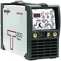 Инвертор для аргонодуговой сварки всех металлов EWM Tetrix 200 Comfort TIG