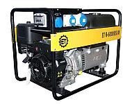 Бензиновая электростанция 6.0 кВа/1 фаза - RID-7001 BS/E, фото 1