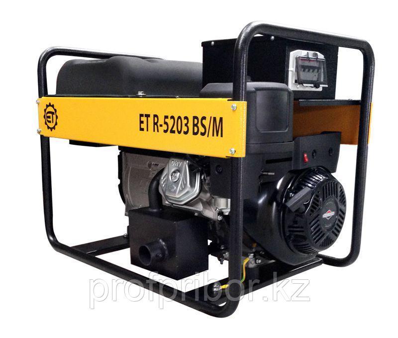 Бензиновая электростанция 5.2 кВт/3ф - RID-7000 BS/T