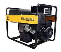 Бензиновая электростанция 5.2 кВт/3ф - RID-7000 BS/T, фото 1