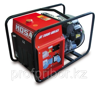 Бензиновая электростанция 9 кВт/1 фаза - GE 11000 HBS/GS