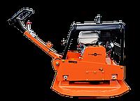 Виброплита бензиновая реверсивная MERAN CNR-125L, фото 1