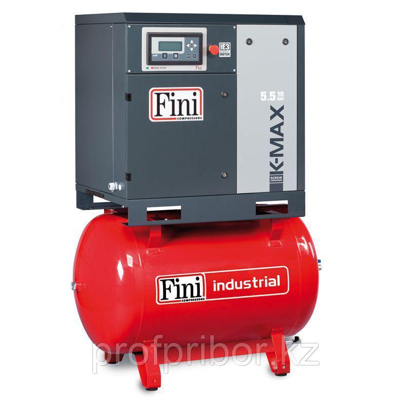 Винтовой компрессор на ресивере K-MAX 5,5-10-270F