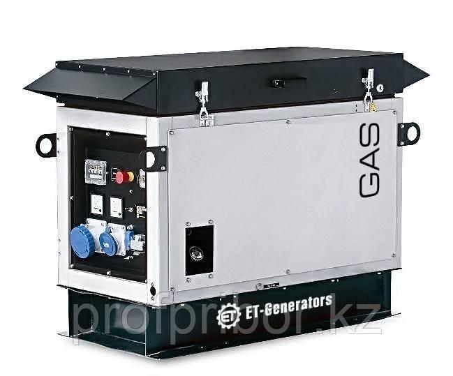 Газовая электростанция 8,8 кВт/3 ф - ET GAS-8800S SG/KTE AUT