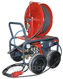 Гидродинамическая машина для прочистки труб