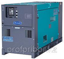 Генератор с дизельным двигателем Denyo DCA-60ESI2