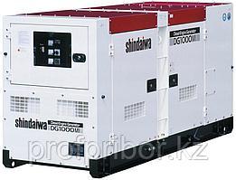 Генератор с дизельным двигателем Shindaiwa DG1000MI-400
