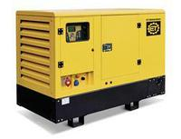 Дизельная электростанция 15 кВА / 12 кВт (однофазная) в кожухе (Mitsubishi) - RID-15/1 S/M, фото 1