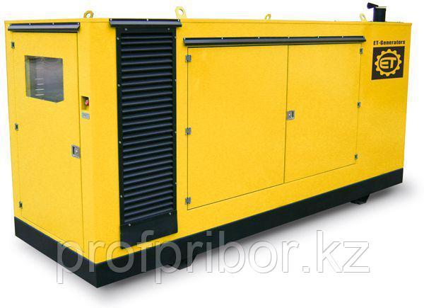Дизельная электростанция в кожухе 250 кВА / 200 кВт (VOLVO) T8 & Hydronic