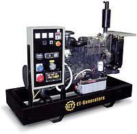 Дизельная электростанция 50 кВА / 40 кВт в кожухе (Iveco) - ET GP-55A/I, фото 1