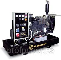 Дизельная электростанция 50 кВА / 40 кВт в кожухе (Iveco) - ET GP-55A/I