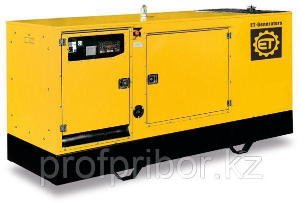 Дизельная электростанция 40 кВА / 32 кВт в кожухе (Iveco) - ET GP-44S/I