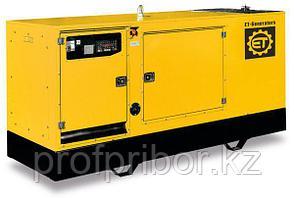 Дизельная электростанция 30 кВА / 24 кВт в кожухе (Iveco) - ET GP-33S/I
