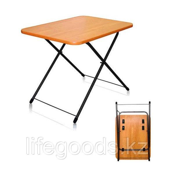 Стол туристический складной 75х50 см ЛДСП, Nika ТСТ
