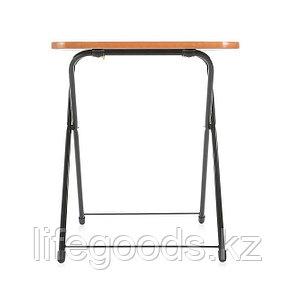 Стол туристический складной 75х50 см ЛДСП, Nika ТСТ, фото 2