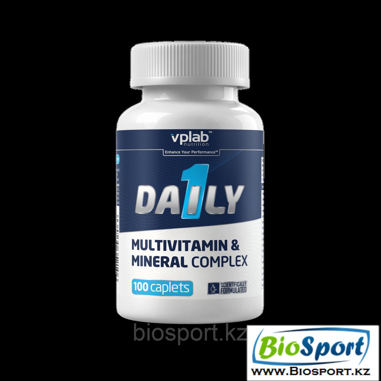 Витамины VPLab Daily 1 - 100 таб