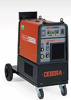 Сварочный полуавтомат инверторный многофункциональный с синергетическим управлением и импульсным режимом CEBORA SOUND MIG 3540/T Star Pulse