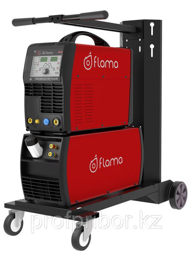 Инвертор для аргонодуговой сварки всех металлов Flama TIG 500 AC/DC PULSE