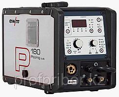 Сварочный полуавтомат инверторный многофункциональный с синергетическим управлением и импульсным режимом EWM Picomig 180 puls TKG