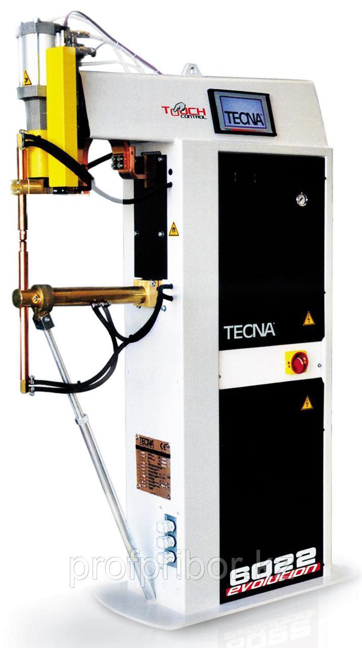 Инверторная машина для контактной сварки - TECNA 6023EVO