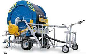Ирригационная установка барабанного типа, капельного полива Idrofoglia - G4D