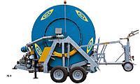 Ирригационная установка барабанного типа, капельного полива Idrofoglia - IG5D