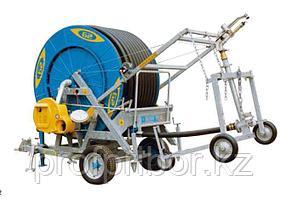 Ирригационная установка барабанного типа, капельного полива Idrofoglia - G2D