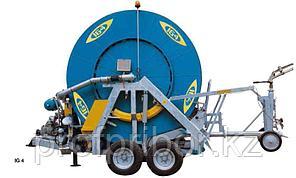 Ирригационная установка барабанного типа, капельного полива Idrofoglia - IG4D