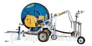 Ирригационная установка барабанного типа, капельного полива Idrofoglia - G1.1