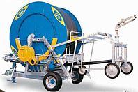 Ирригационная установка барабанного типа, капельного полива Idrofoglia - G5D