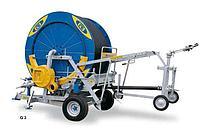 Ирригационная установка барабанного типа, капельного полива Idrofoglia - G3D