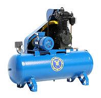 Поршневой компрессор с ременным приводом высокого давления К-22