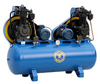 Поршневой компрессор с ременным приводом высокого давления К-20